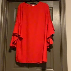 Morange Zara dress